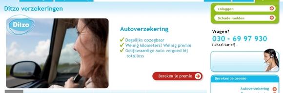 Ditzo.nl kijkrichting